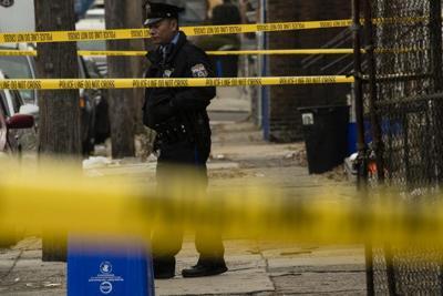 Philadelphia homicides