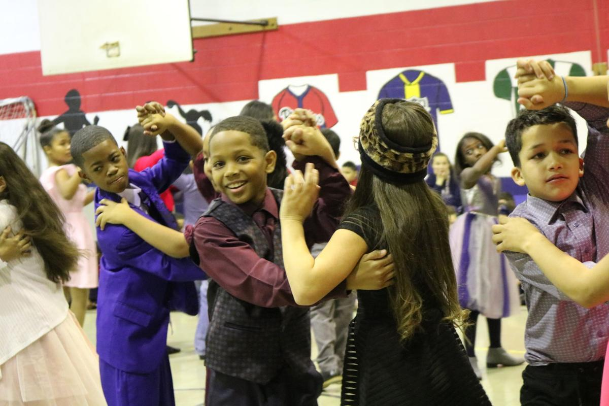 Partnerships help students thrive at Cramp Elementary