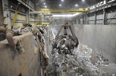 Exchange Garbage to Energy Plant