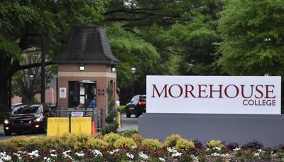 Morehouse College in Atlanta