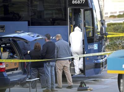 1 Dead 5 Wounded In Shooting On Greyhound Bus In California News Phillytrib Com