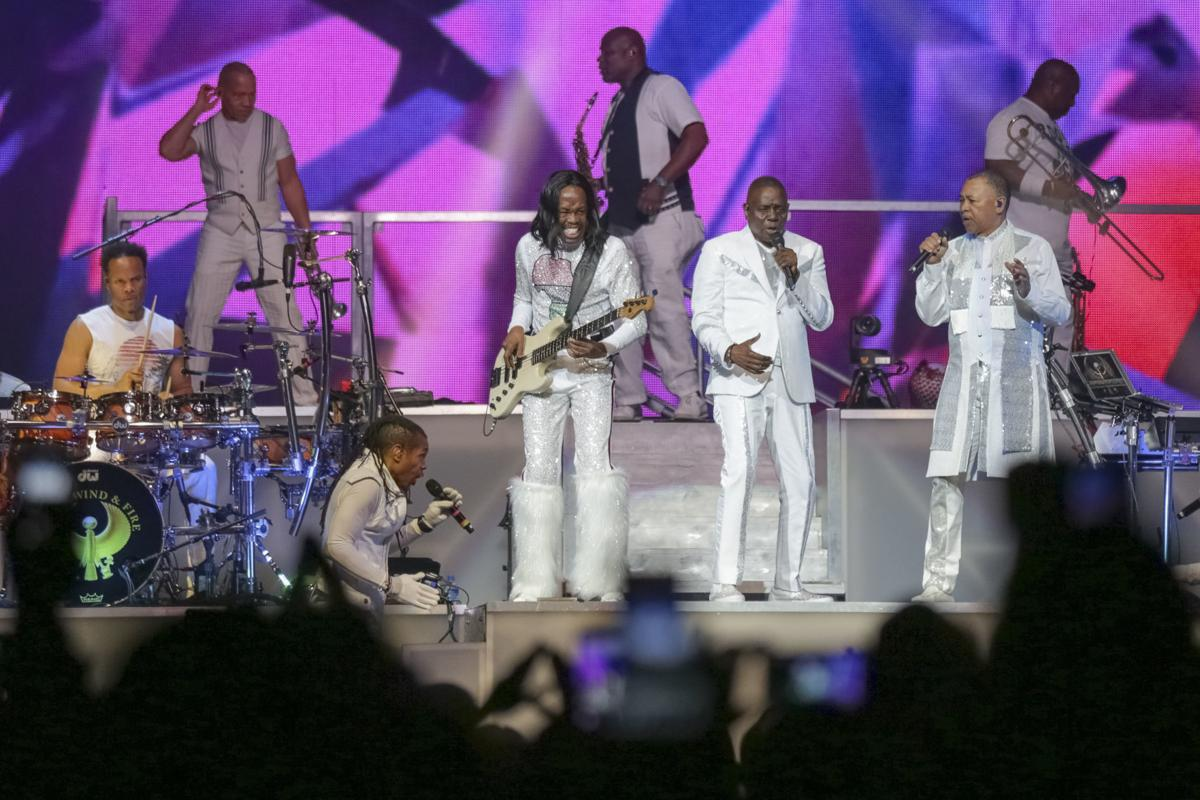 Kennedy Center Honors - Earth, Wind and Fire