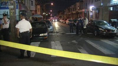 Philadelphia detective in car shoots man, police say