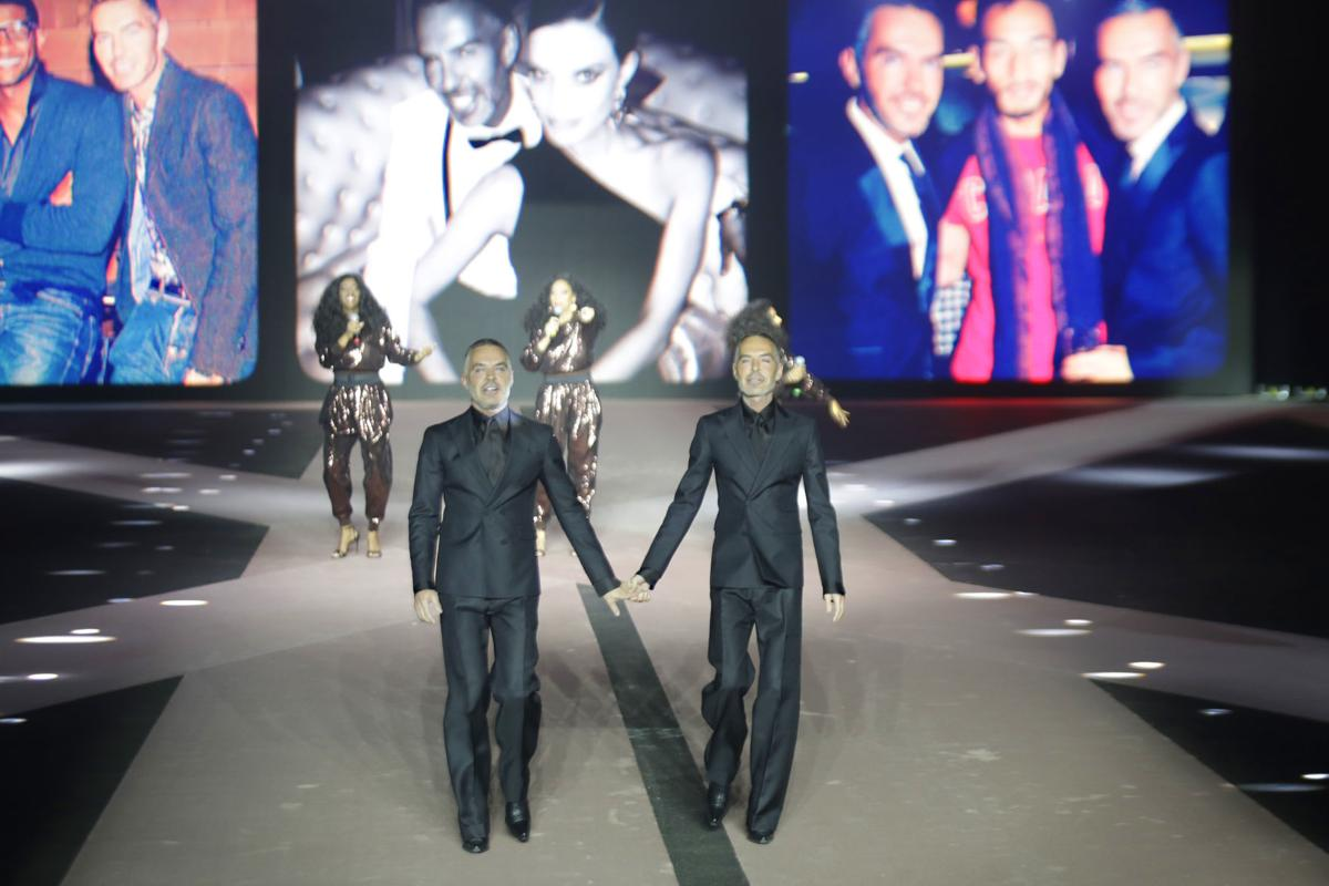 Italy Fashion Mens F/W 20/21 Dsquared2 - Sister Sledge - Dean Caten and Dan Caten