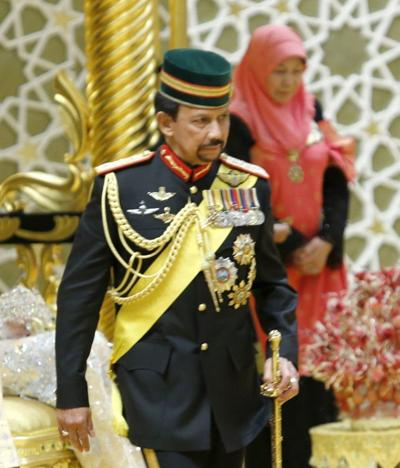 Brunei backs down on gay sex death penalty after