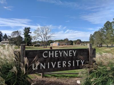 Cheyney University stock photo