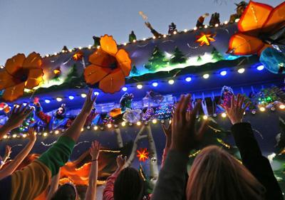 Mardi Gras season kicks off with king cake, revelry ...