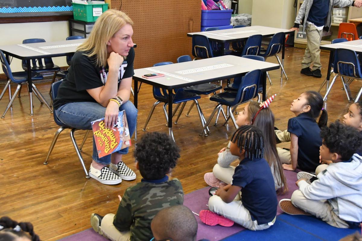 Clara Barton keeps students' skills sharp