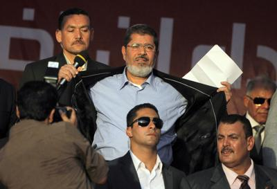 Death of Egypt's Morsi comes amid Brotherhood struggles