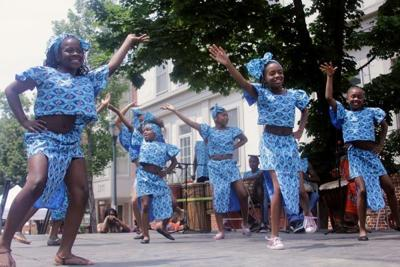 Odunde Festival celebrates African tradition
