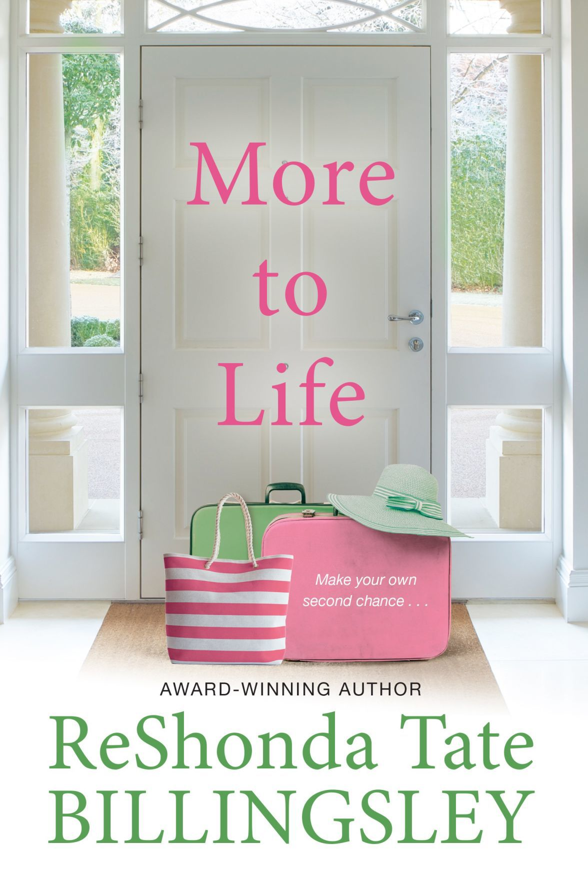 """More to Life"" by ReShonda Tate Billingsley"