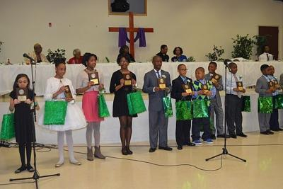 Baptist Convention highlights work of area youths