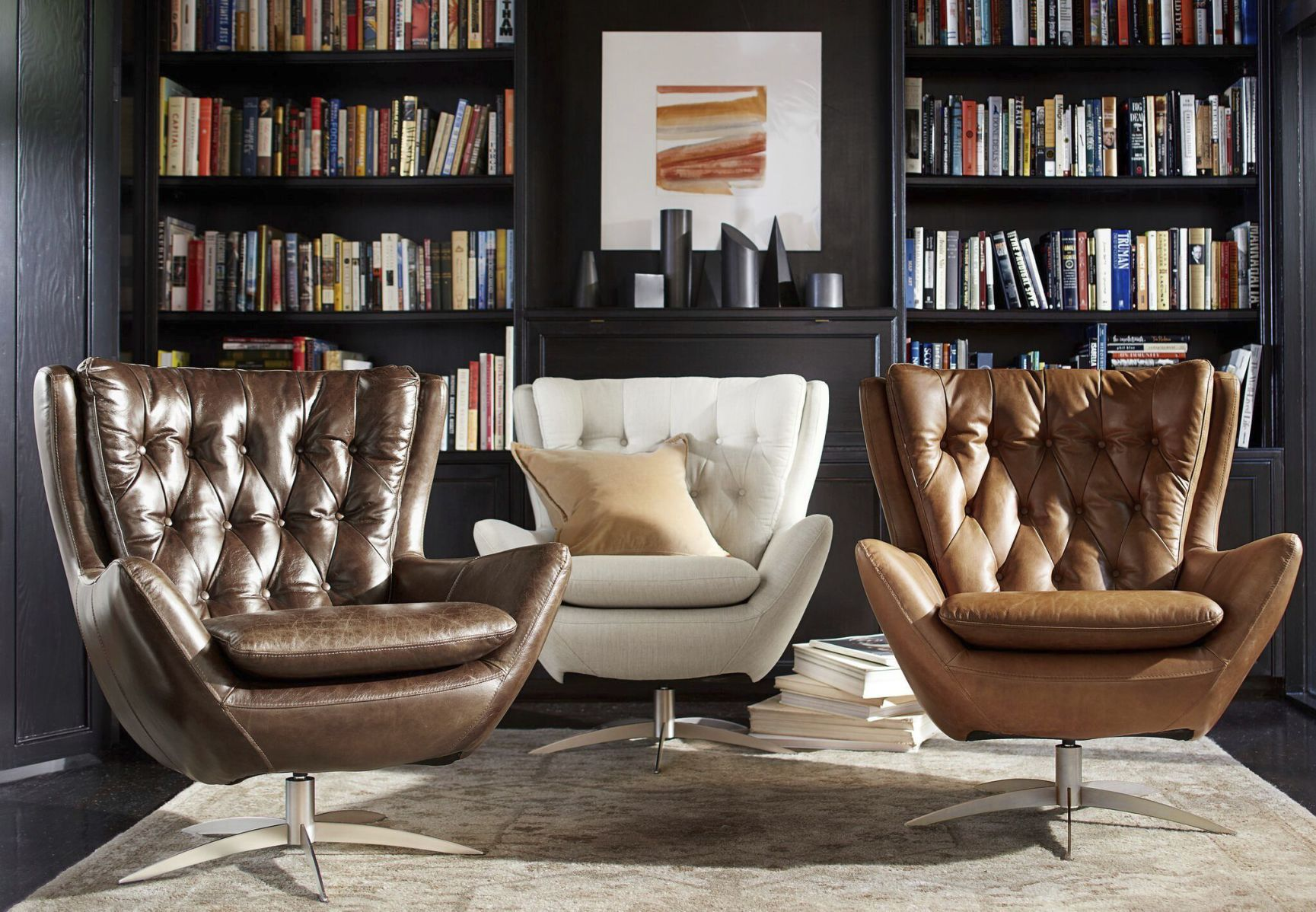Traditional Wing Chairs With Modern Twist Lifestyle