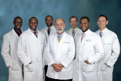 African-American orthopedic surgeons making their mark