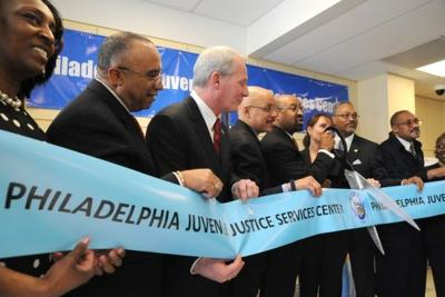 City opens new youth detention center