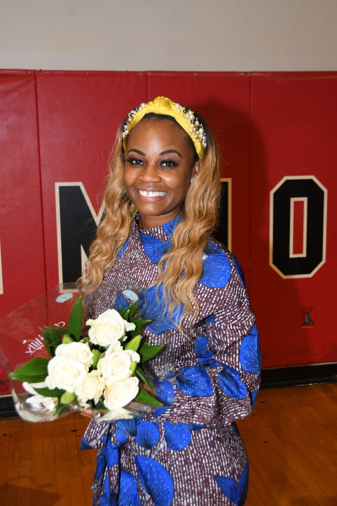 Imhotep teacher celebrated for teacher of the year honor