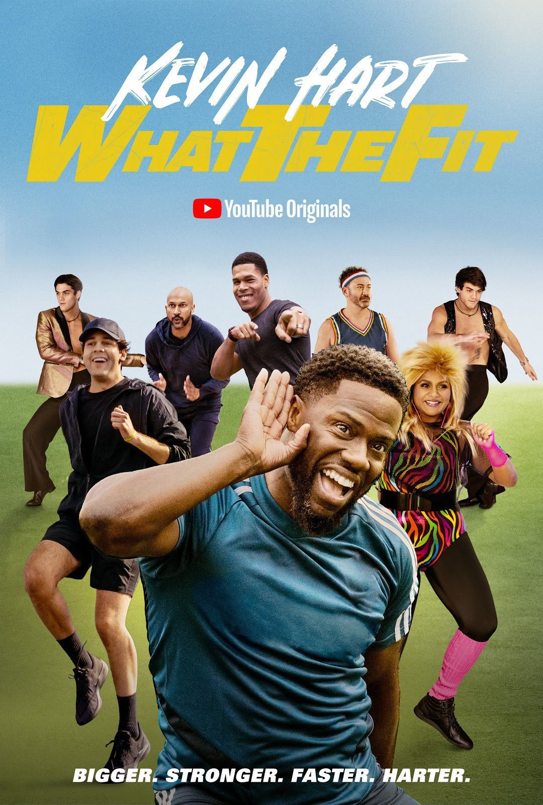 Kevin Hart S Hilarious What The Fit On Youtube Details His Recovery Entertainment Phillytrib Com #wallofamerica subscribe to get the latest #kimmel: kevin hart s hilarious what the fit
