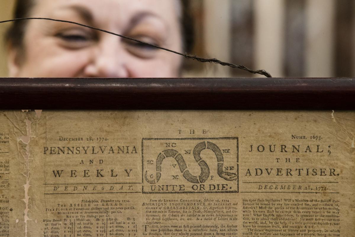 Goodwill 1774 Newspaper