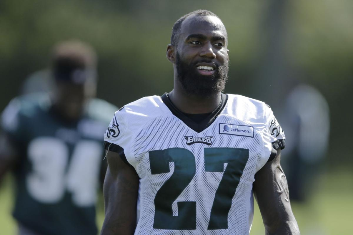 Mitchell Eagles Malcolm Jenkins is hardly a sellout