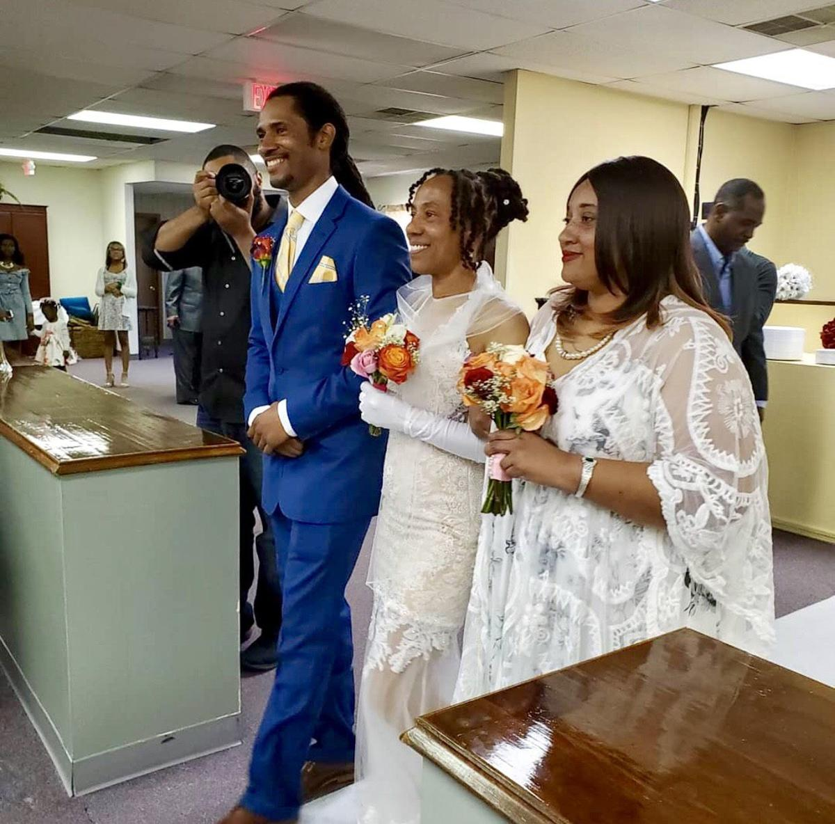 Wedding Story - Michael Davis Africa and Debbie Sims Africa