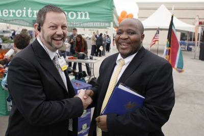 Walmart celebrates S. African citrus ties