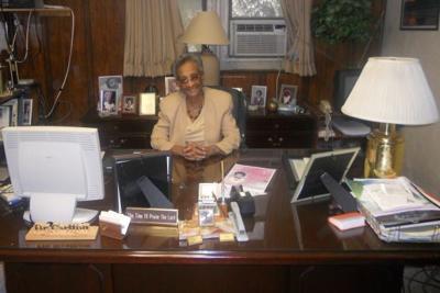 Bishop takes on prison, sentencing policies
