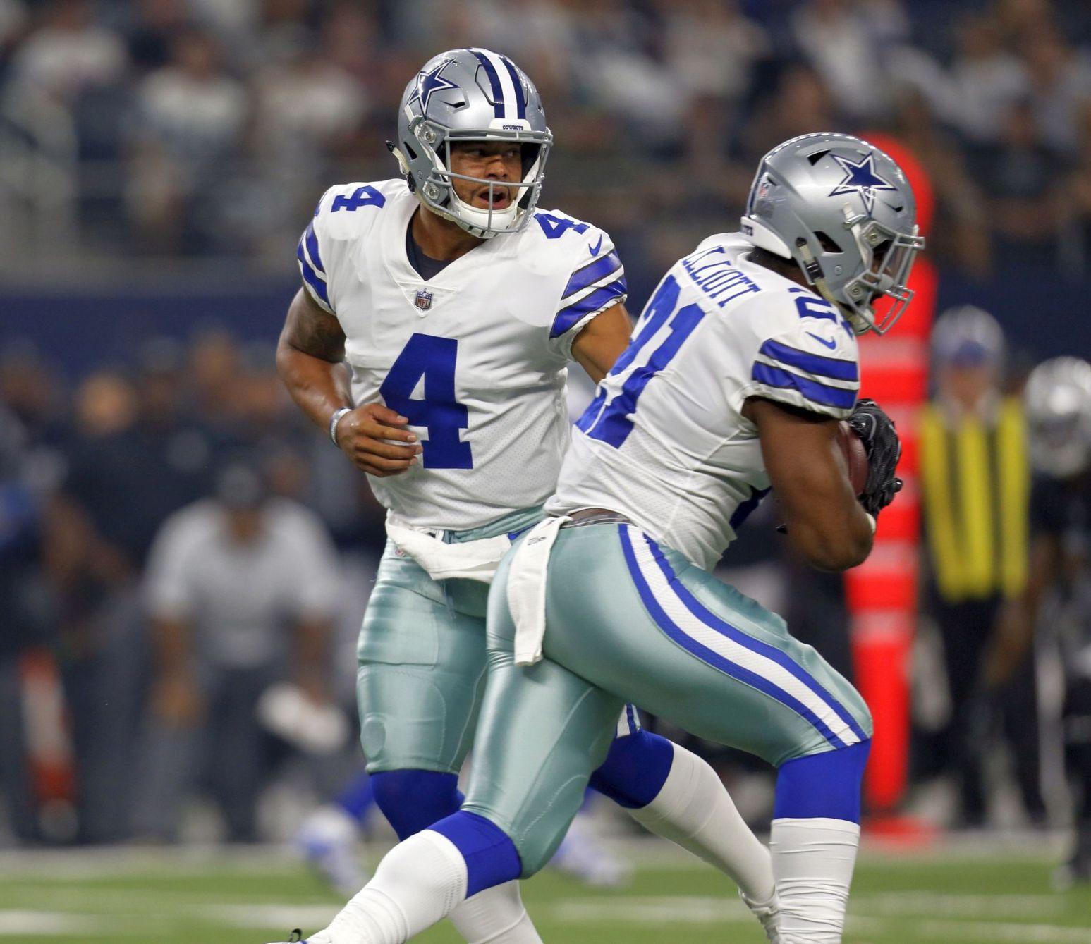 Bruce Arians on blueprint for beating Cowboys: 'Borrow Denver's players'