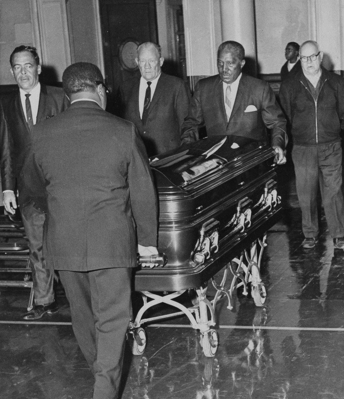 Redding Funeral