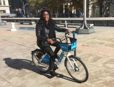 e84be24912f Philly adds electric bikes to Indego fleet | News | phillytrib.com