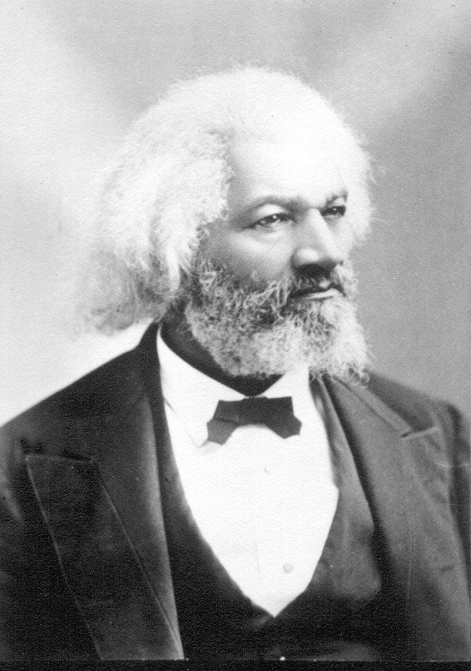 Frederick Douglass circa 1875