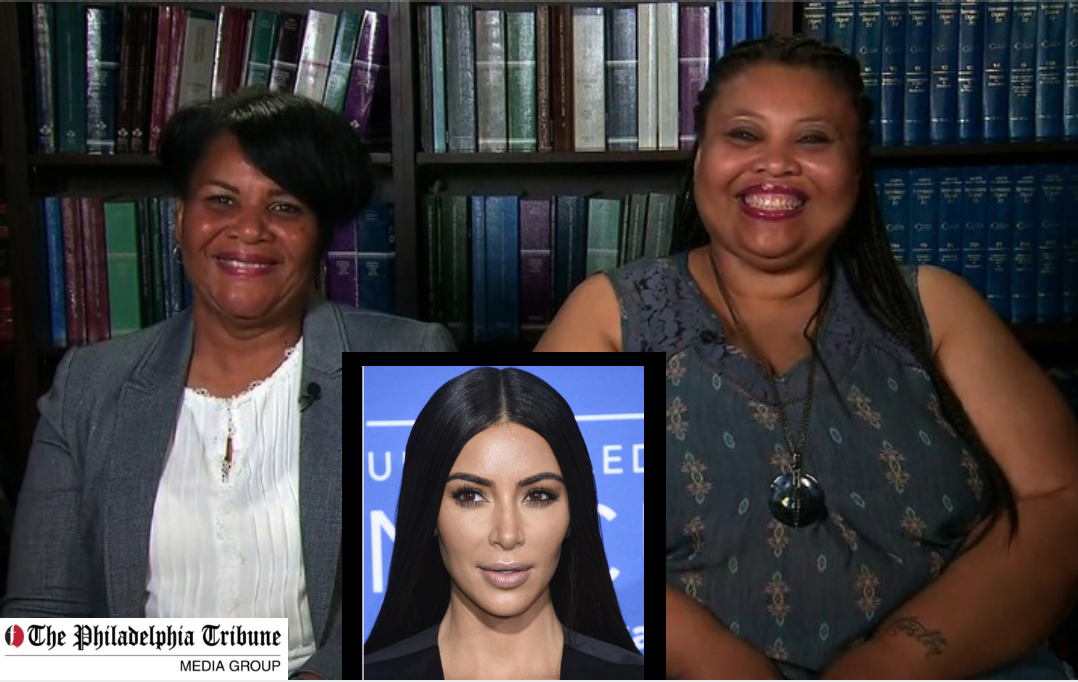 Alice Johnson gets chance to personally thank Kim Kardashian West for her freedom