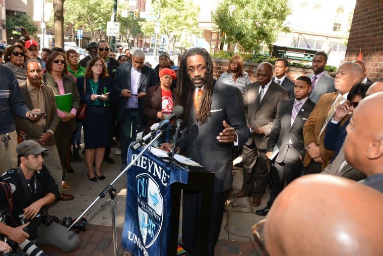 Lawsuit Against the State to be Filed on Behalf of Cheyney Universrsity