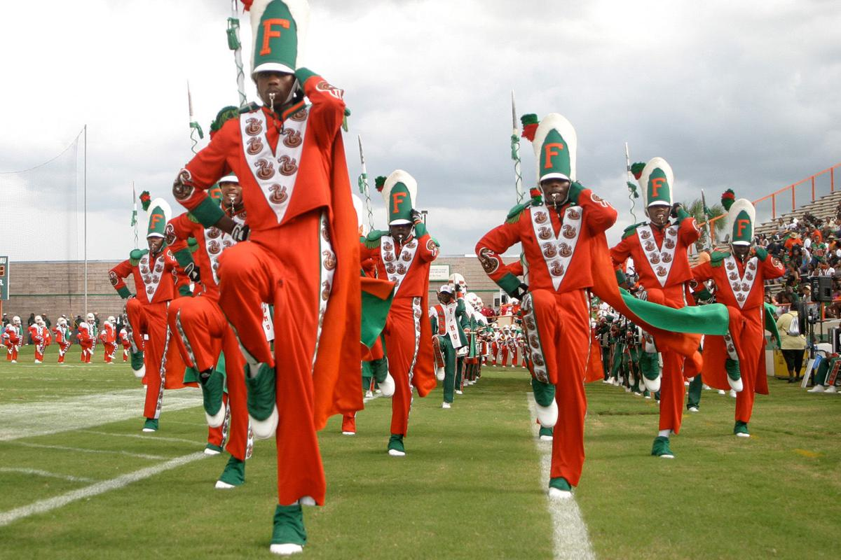 Image result for hbcu marching bands