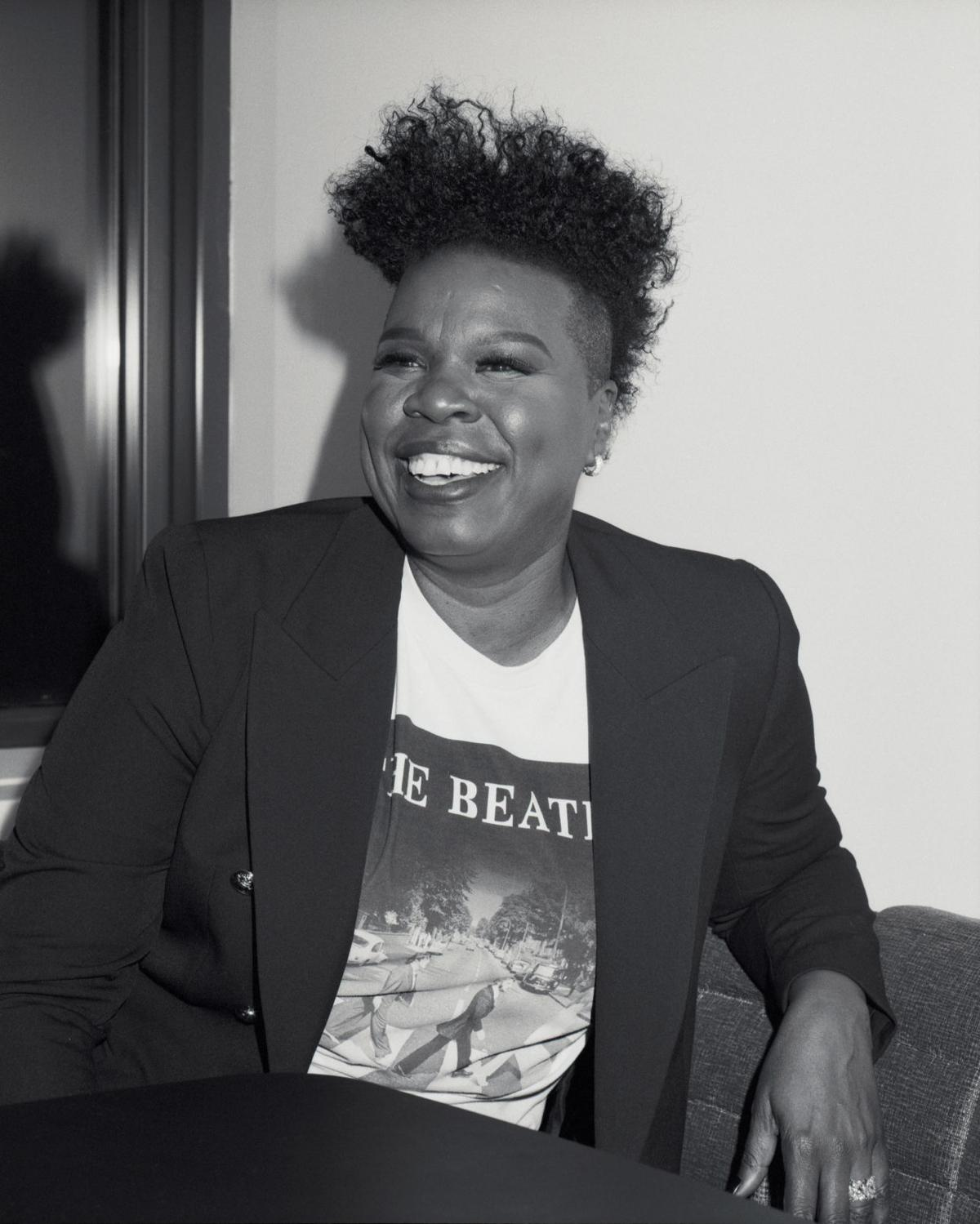 Leslie Jones is ready to rock the boat, hard