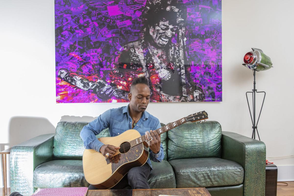 The Roots' Guitarist on Finding Sanctuary in Brooklyn