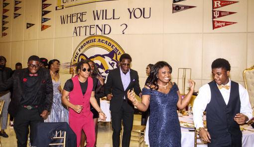 MLK High School prom