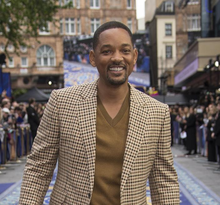 Britain Aladdin Premiere - Will Smith