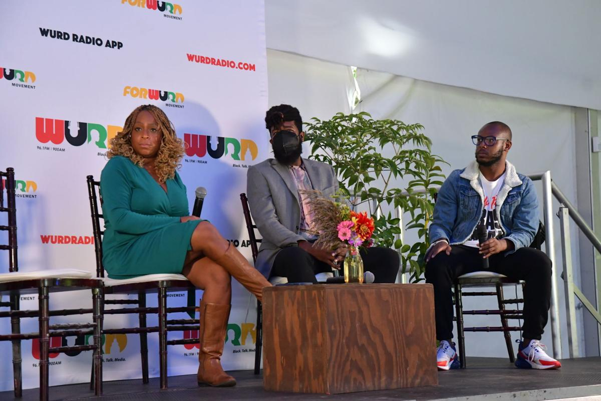 ecoWURD panel discussion