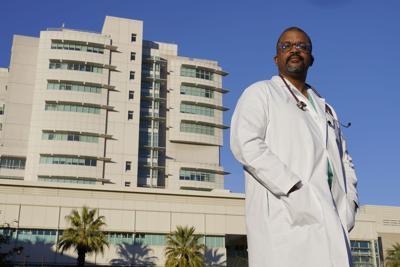 Virus Outbreak-Vaccines-Black Surgeon
