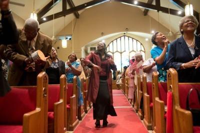 Calvary Baptist Church continues to grow