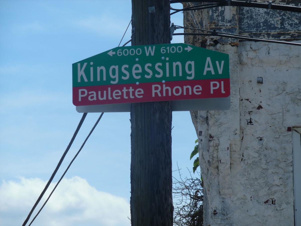 Paulette Rhone Place