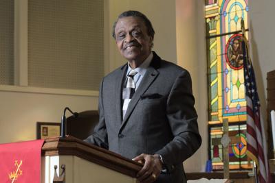 Rev. Robert Collier