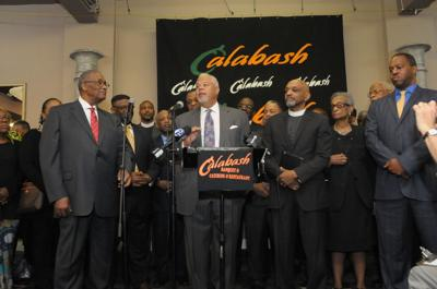 Anthony Williams gets Black Clergy endorsement