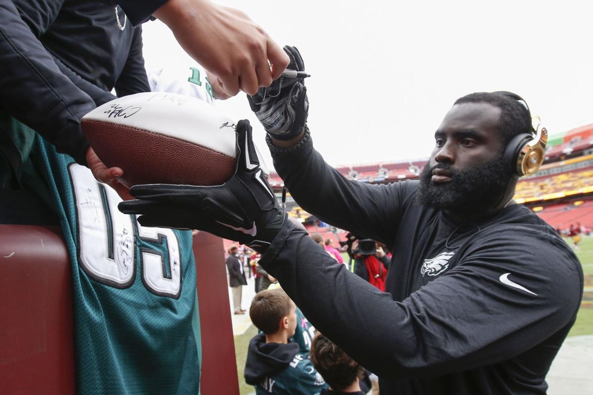 Bennie Logan breaks down challenges Giants present