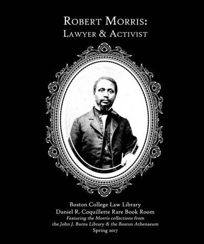 Robert Morris, first Black attorney