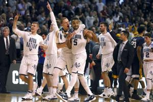 Villanova back in Elite 8 as 3s spoil W. Virginia pressure | Philly Tribune