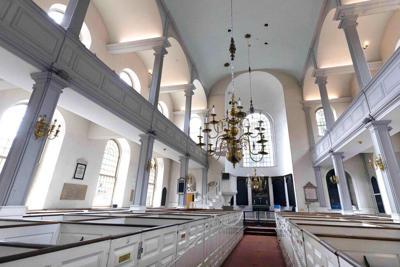 Racial Injustice Old North Church