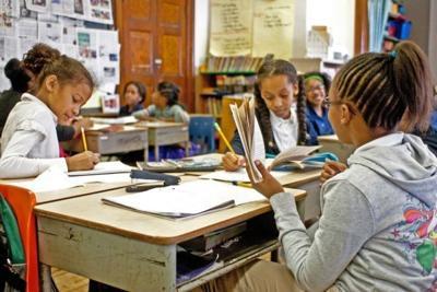 Students 'JAM' at John Story Jenks School