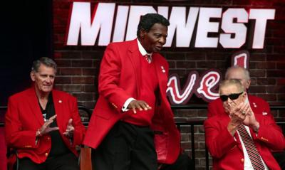 Hall of Famer Lou Brock aids Cardinals amid health battles