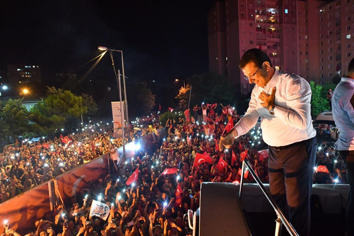 Erdogan Faces Fallout After His Party S Loss In Istanbul Mayor S Race Nyt Phillytrib Com